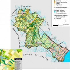 Ecological Lands Classification Map