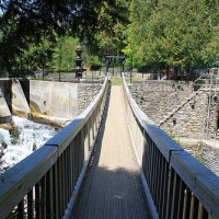 Bridge at Belfountain Conservation Area