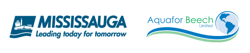 Lakeview partner logos - city of mississauga, Aquafor Beech