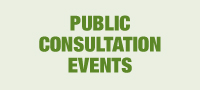 button for Public Consultation Events