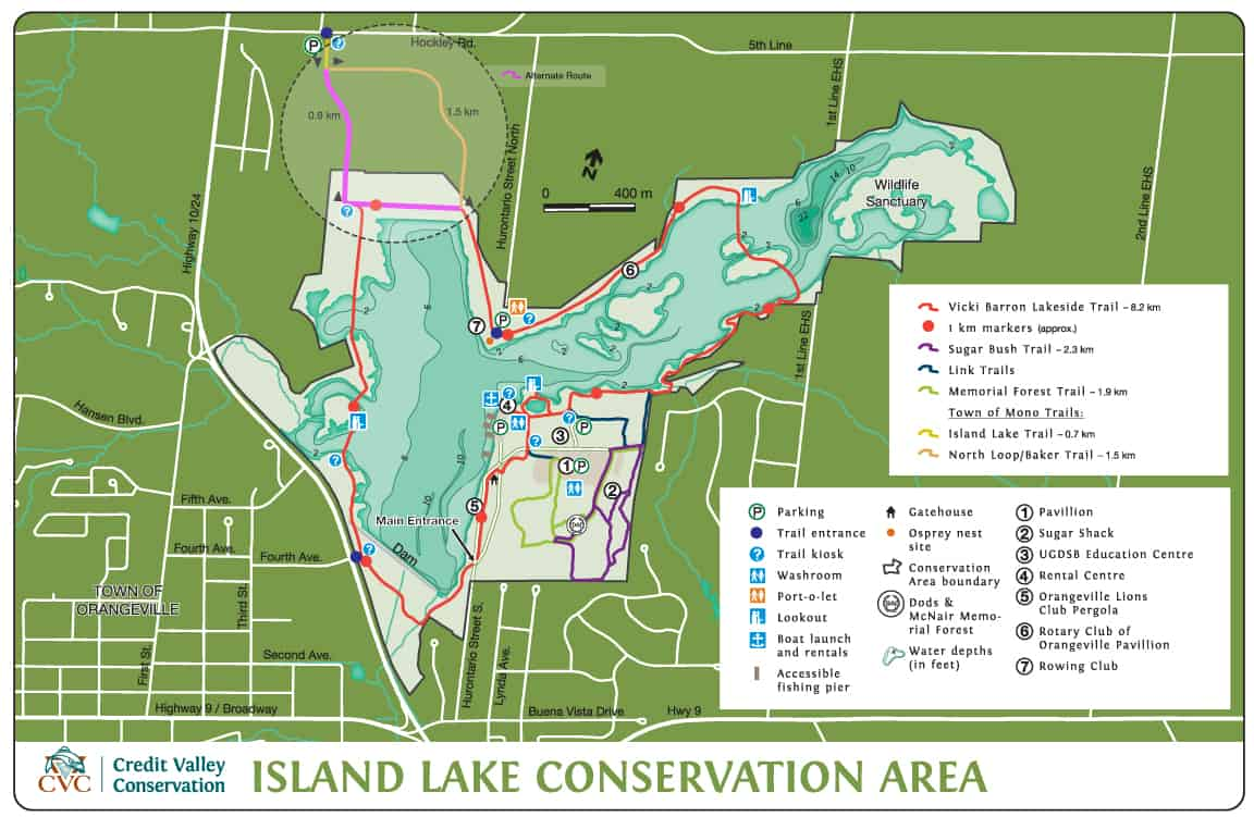 Image result for island lake conservation