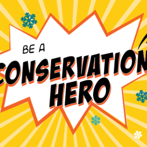 Be a Conservation Hero