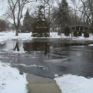 The Dangers of Winter Flooding