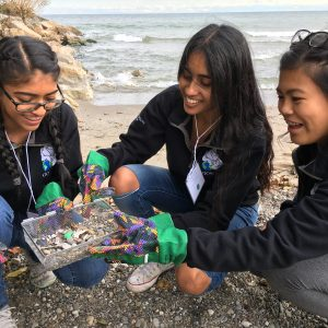 Connecting Youth to Lake Ontario