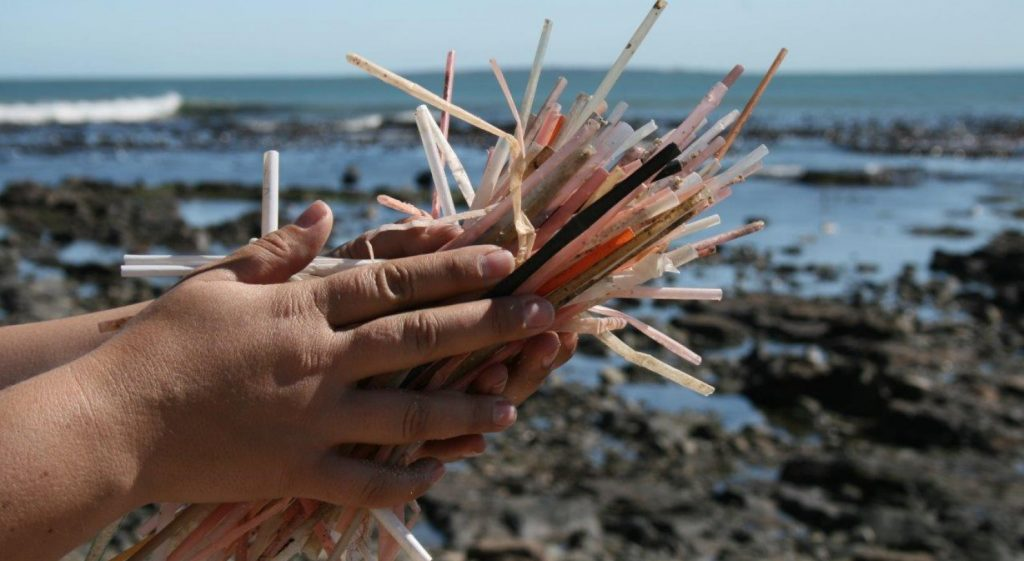 Straws and our Great Lakes