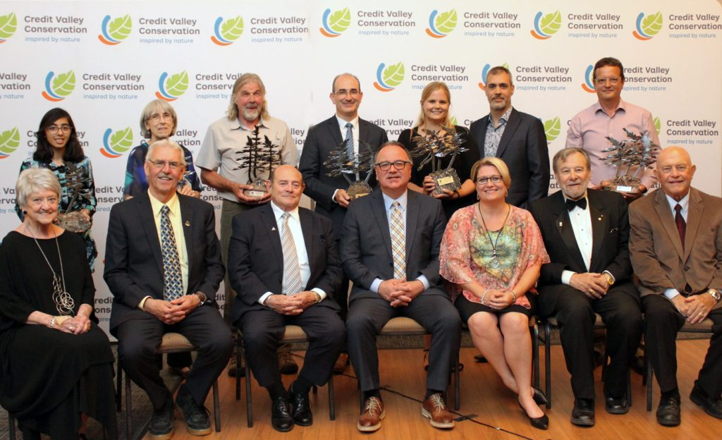 'Friends of the Credit' Conservation Award Winners