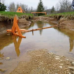 Flooding, erosion and the power of water