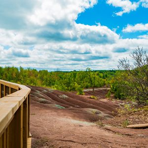 Cheltenham Badlands