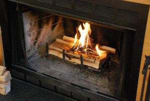 Fireplace - Image courtesy of Virginia State Parks via Flickr Creative Commons