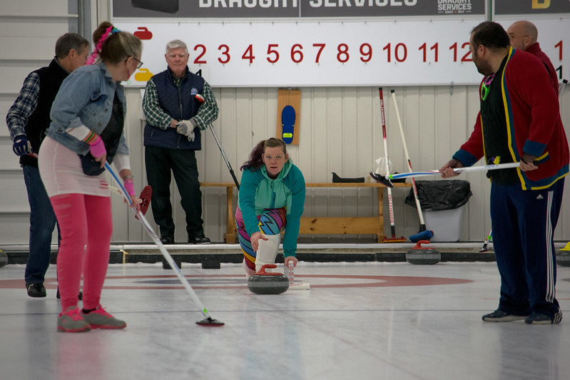 Fourth Annual Charity Curling Bonspiel in Support of CVC Foundation