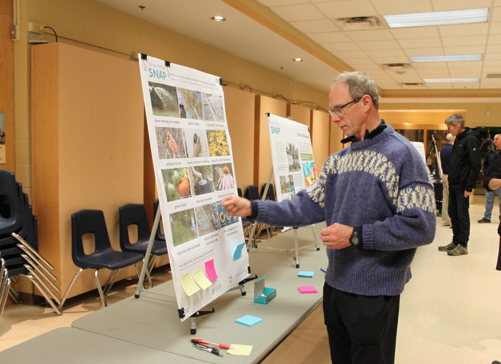 Community Visioning is at the Heart of Hungry Hollow SNAP