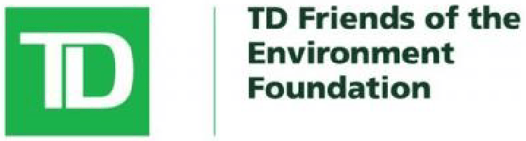 TD Friends of the Environment Foundation.