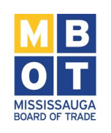 Mississauga Board of Trade.